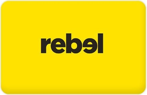 Rebel eGift Card - $50