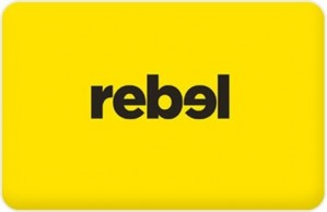 Rebel eGift Card - $100
