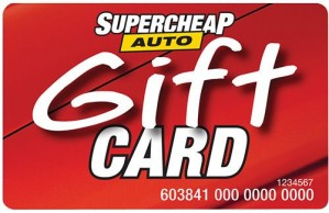 Supercheap Auto eGift Card - $100